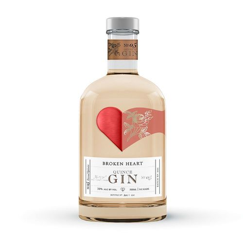 BROKEN HEART Quince Gin, 500 ml